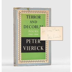 Terror and Decorum. Poems 1940-1948.