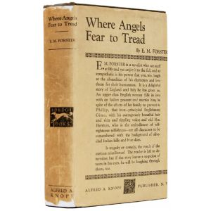 Where Angels Fear to Tread.