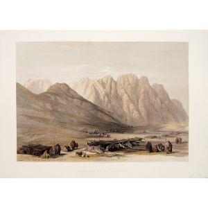 Encampment of the Aulad-Said.