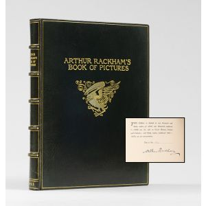 Arthur Rackham's Book of Pictures.