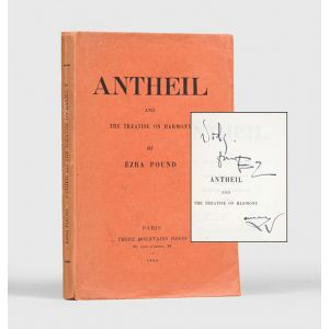 Antheil and the Treatise of Harmony.