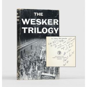 The Wesker Trilogy.