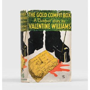 The Gold Comfit Box. A Clubfoot Story.