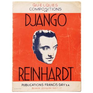Quelques Compositions de Django Reinhardt.