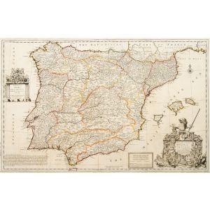 A New and Exact Map of Spain