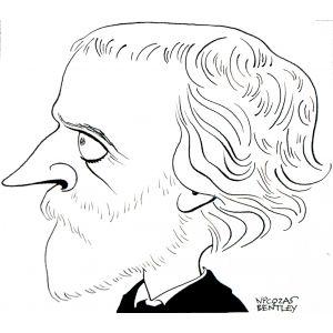 George Meredith.