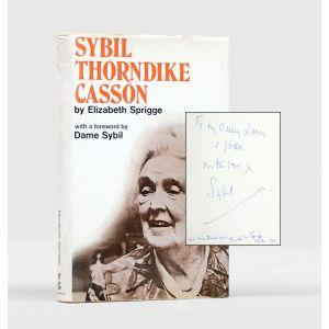 Sybil Thorndike Casson.