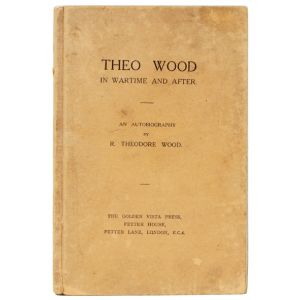 Theo Wood in Wartime and After.