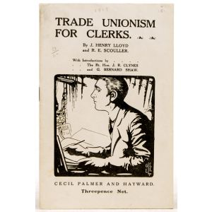 Trade Unionism for Clerks.