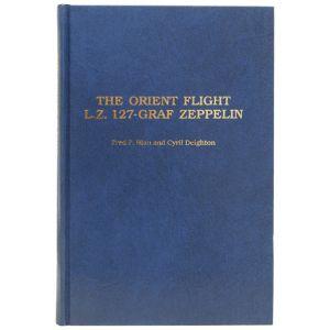 The Orient Flight L. Z. 127-Graf Zeppelin.