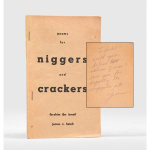 Poems for niggers and crackers.