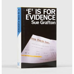 'E' is for Evidence.