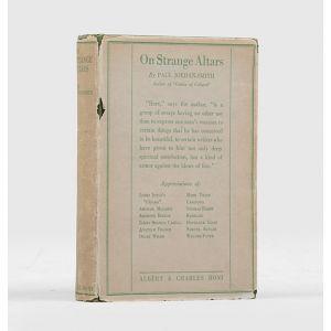 On Strange Altars.