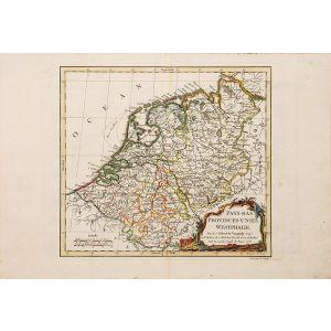 Pays-Bas, Provinces-Unies, Westphalie.