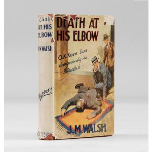 Death at His Elbow.