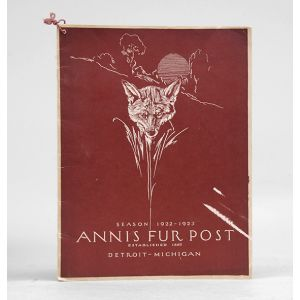 Annis Fur Post, Season 1922-1923.