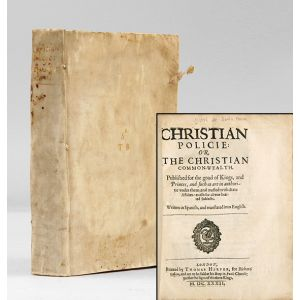 Christian Policie: or, The Christian Common-Wealth.