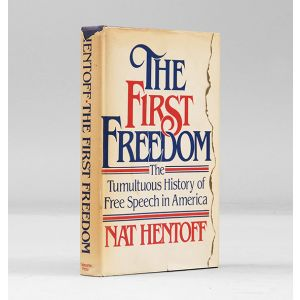 The First Freedom.