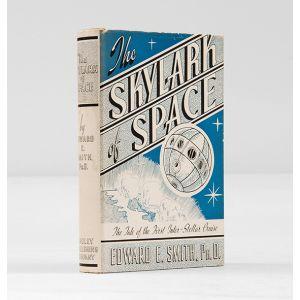The Skylark of Space.