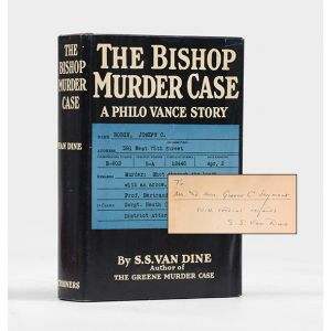 The Bishop Murder Case.