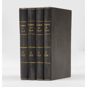 The complete set of Friedmann's solutions to Einstein's field equations.