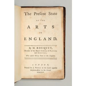 The present State of the Arts in England.