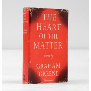 The Heart of the Matter. A Novel.