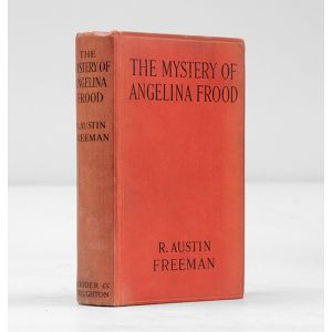 The Mystery of Angelina Frood.