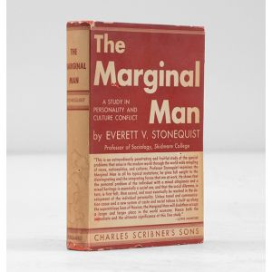 The Marginal Man: A Study in Personality and Culture Conflict.