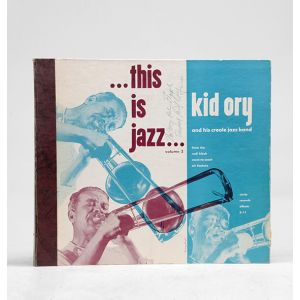 This is Jazz, Vol. 2 - Kid Ory and his Creole Jazz Band.