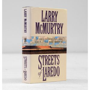 Streets of Laredo. A Novel.