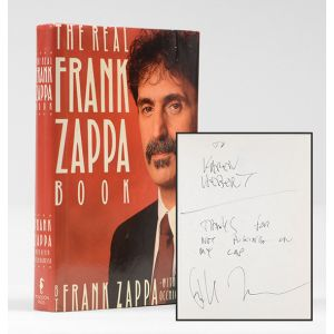The Real Frank Zappa Book.