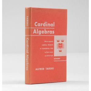 Cardinal Algebras.