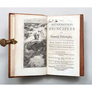 The Mathematical Principles of Natural Philosophy …