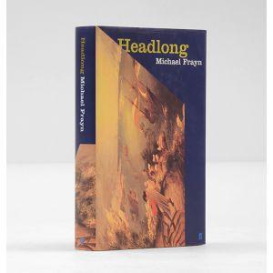 Headlong.