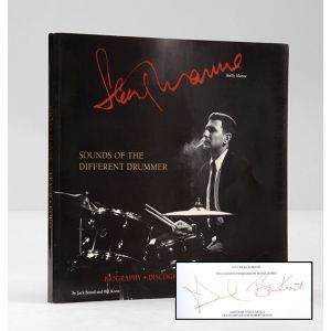 Shelly Manne. Sounds of a Different Drummer.