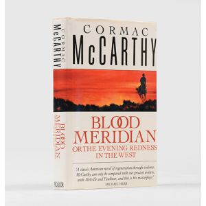 Blood Meridian or The Evening Redness in The West.