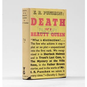 Death of a Beauty Queen.