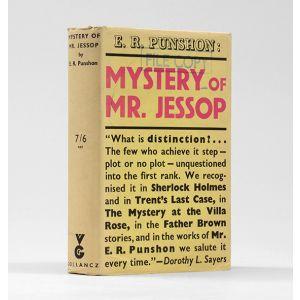 Mystery of Mr. Jessop.