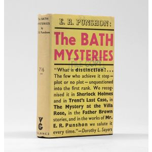 The Bath Mysteries.