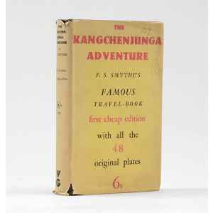 The Kangchenjunga Adventure.
