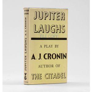 Jupiter Laughs.
