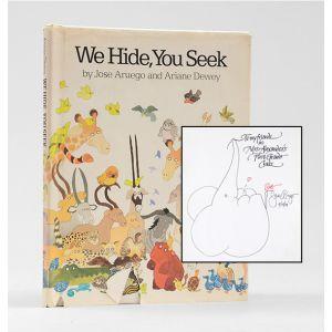 We Hide, You Seek.