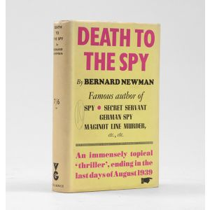 Death to the Spy.