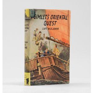 Gimlet's Oriental Quest.