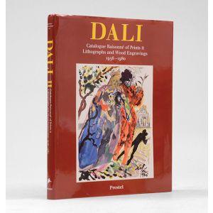 Catalogue Raisonné of Prints II. Lithographs and Wood Engravings 1956-1980.