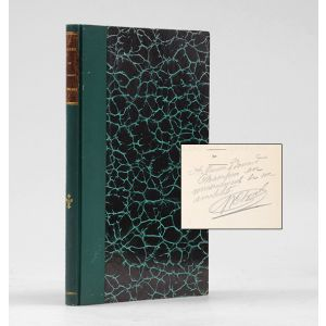 Carnet de Charles Baudelaire.