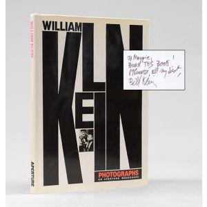 William Klein, Photographs.