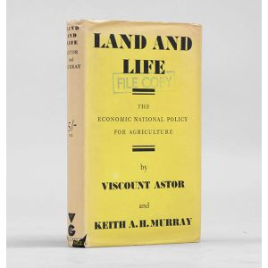 Land and Life: the Economic National Policy for Agriculture.