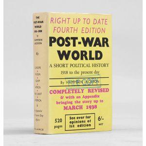The Post-War World: a Short Political History.
